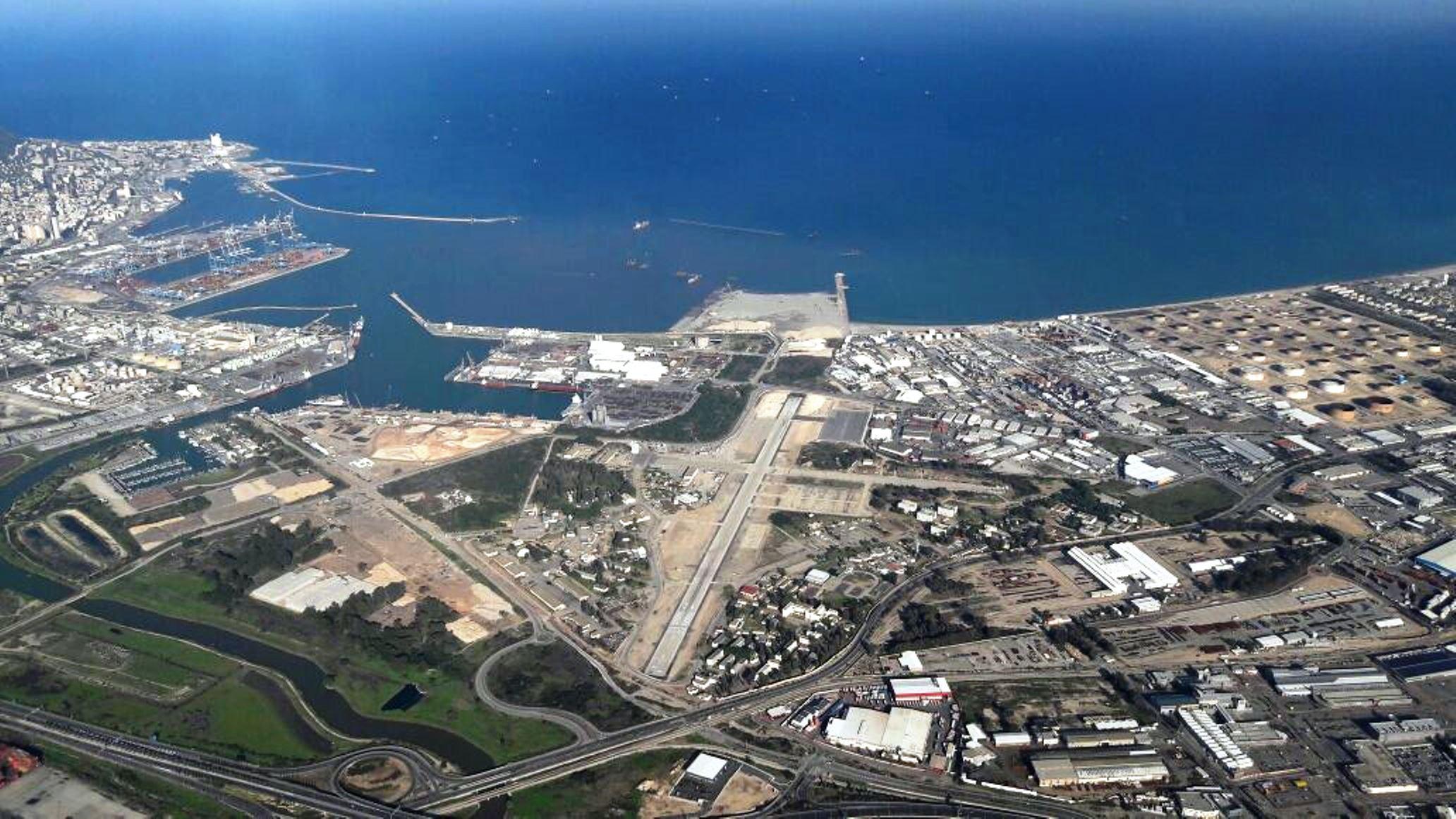 לחיפה הזדמנות להקמת שדה תעופה בינלאומי
