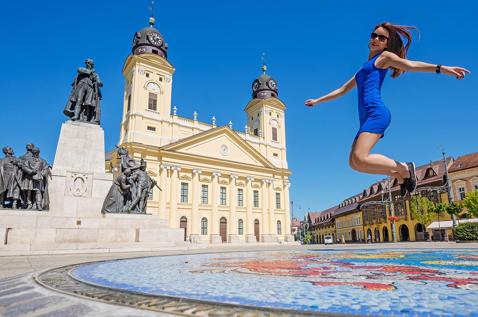 Debrecen – quick jump