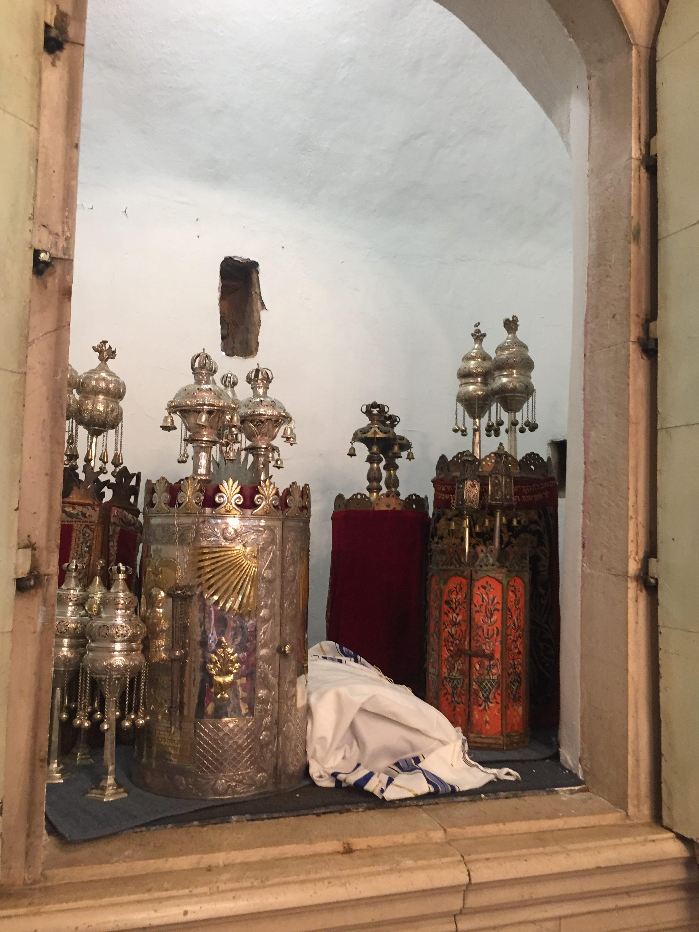 Ioannina's unique synaguge
