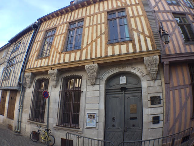 Troyes – In the Footsteps of Rashi