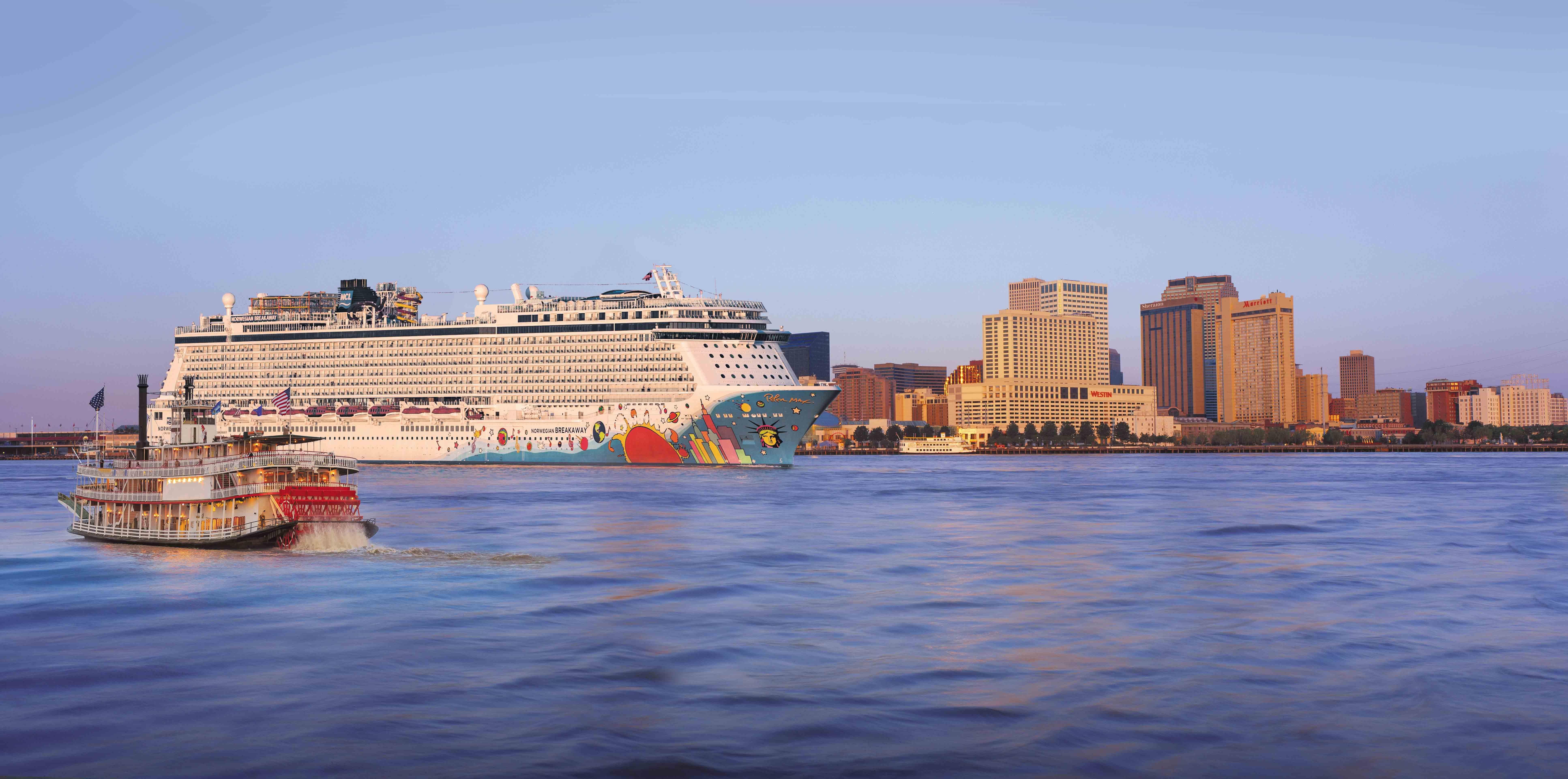 Norwegian Breakaway חוזרת להפליג לאחר שיפוץ יסודי