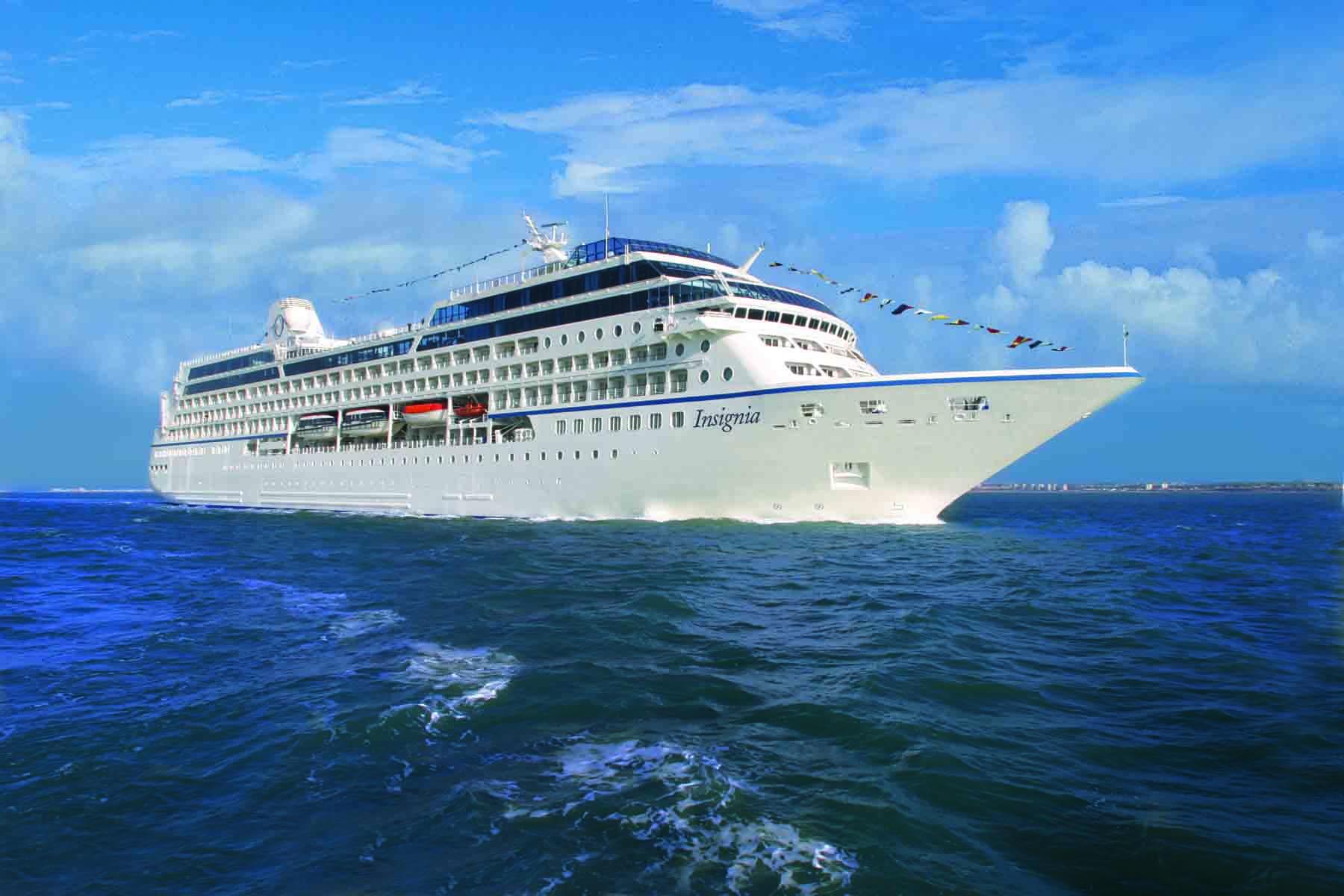 האוניה אינסיניה התארחה בישראל
