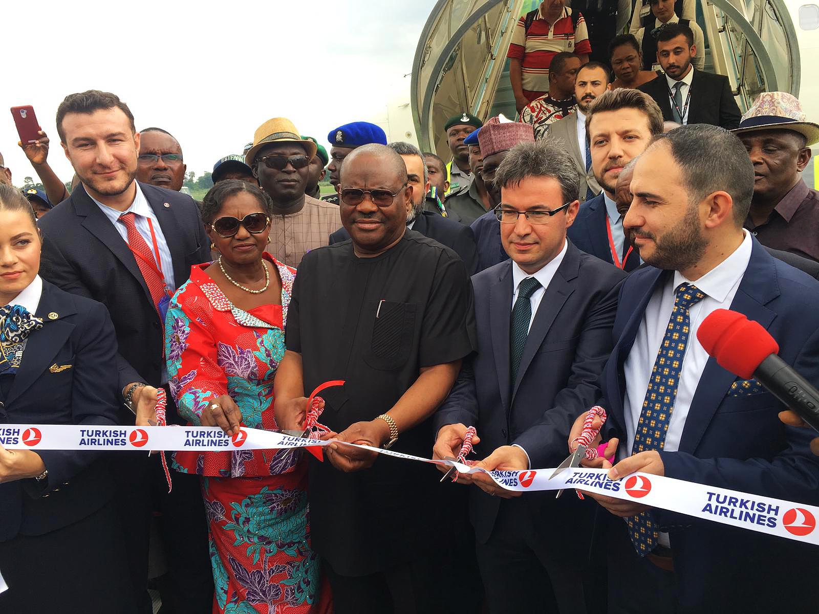 טורקיש מתחזקת בניגריה