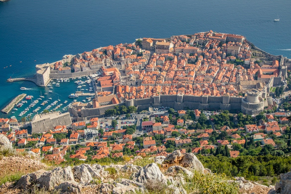 Dubrovnik in Jewish travelers eyes