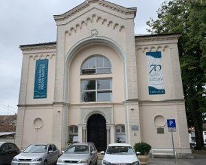 Zagreb For Jewish Travelers Jewish Travler ותוליכנו לשלום