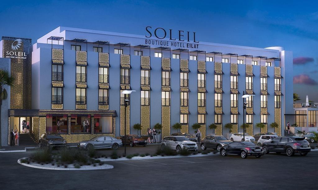 חברת ישראל קנדה תפעיל את מלון סוליי באילת