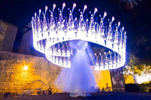 """פסטיבל חדש """"אורות העיר"""" ברעננה"""