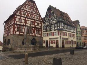 Visit Rothenburg of the holy MAHARAM