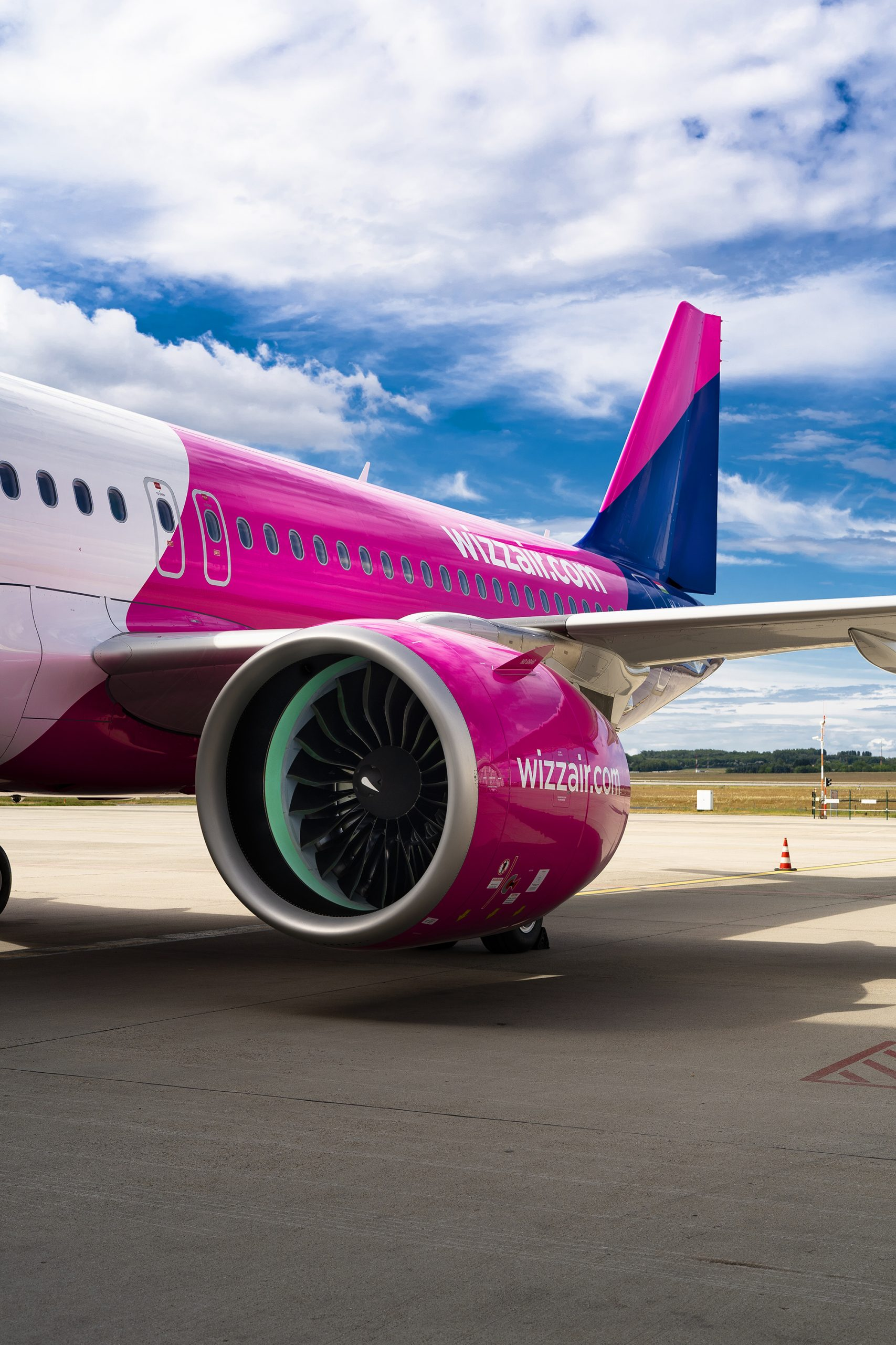 Wizz Air מקימה עוד בסיס באירופה