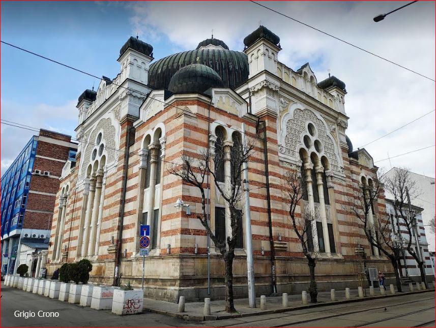 בולגריה במבט יהודי
