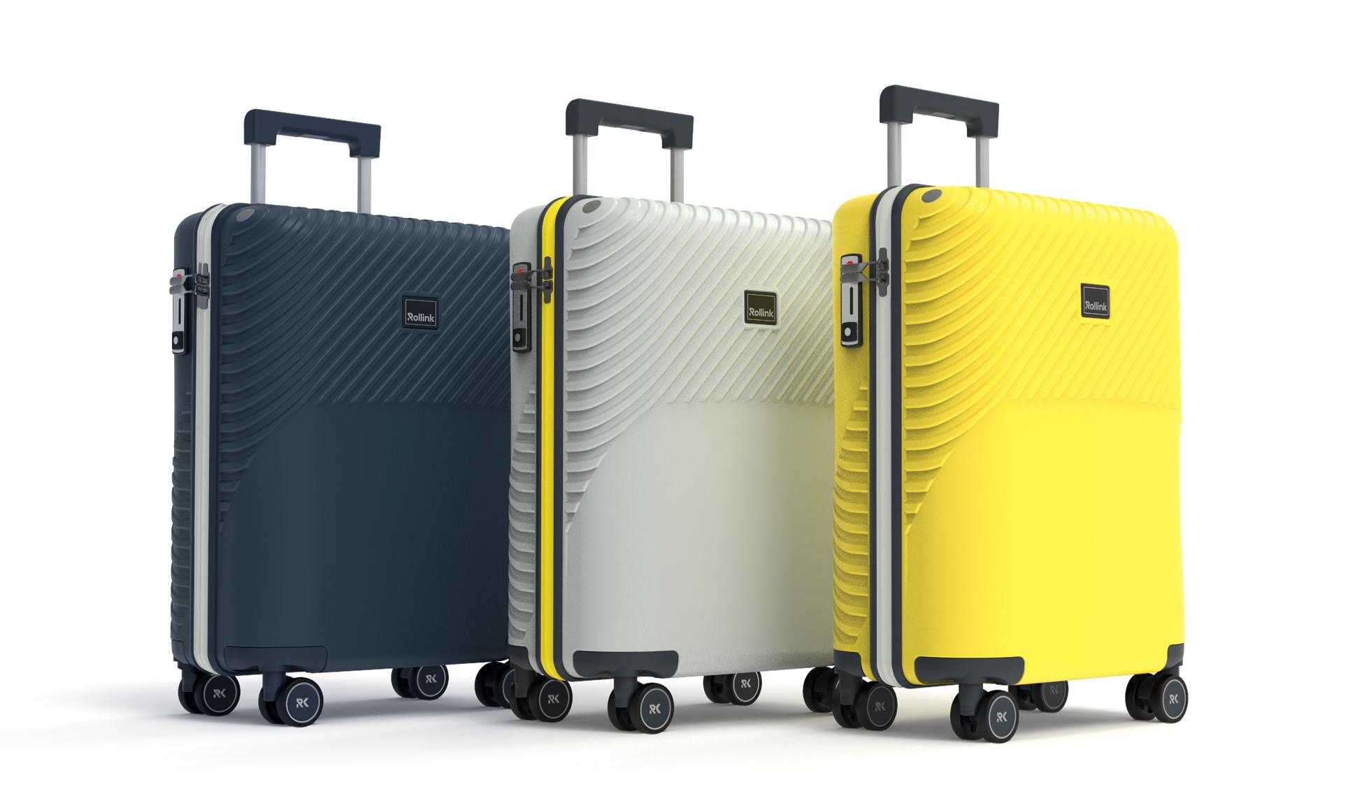 גאווה ישראלית- המזוודה החכמה בעולם
