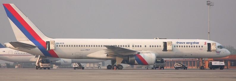 רויאל נפאל מחפשת קונה למטוס בואינג ישן