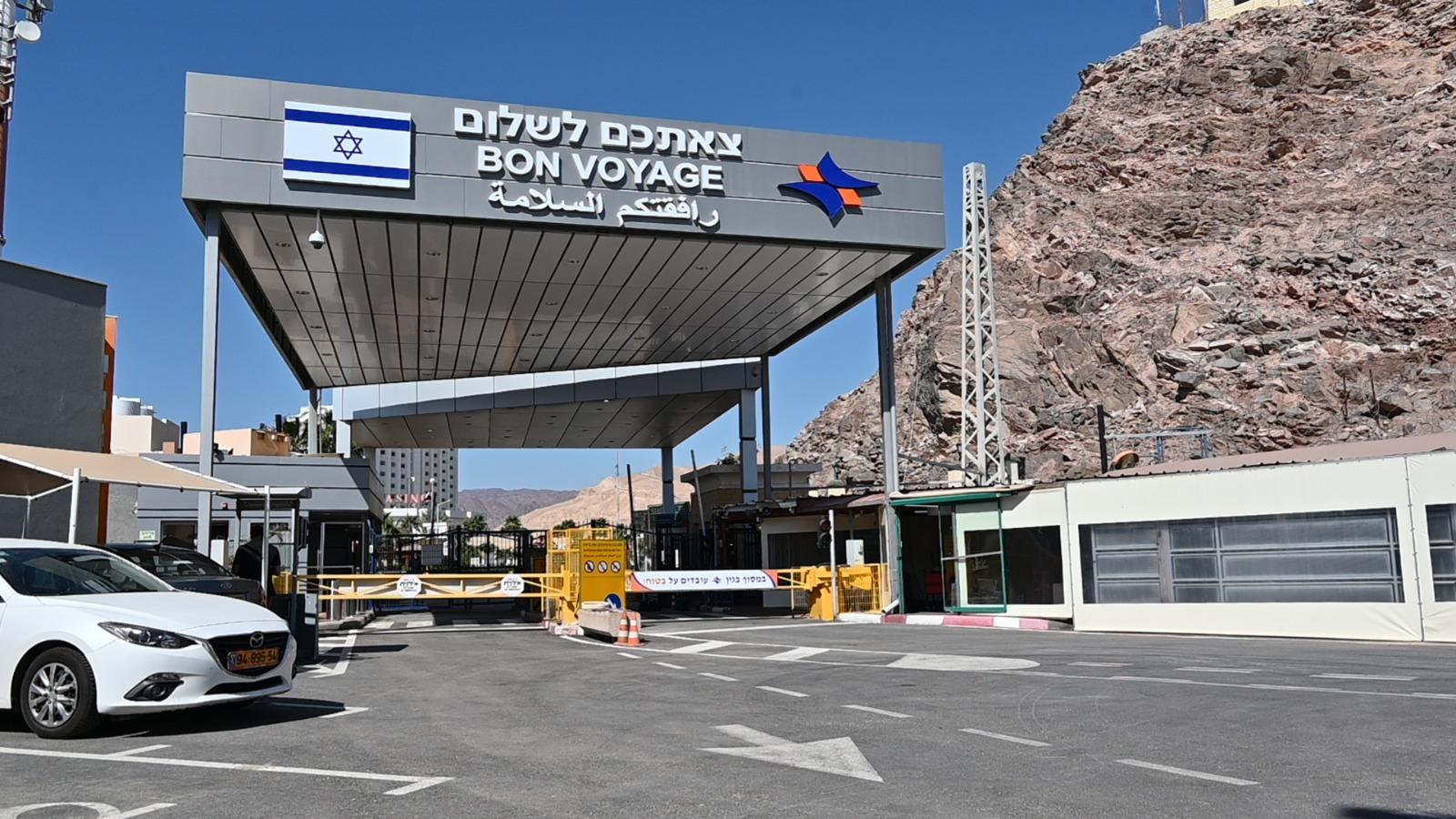 מעבר טאבה נפתח לישראלים