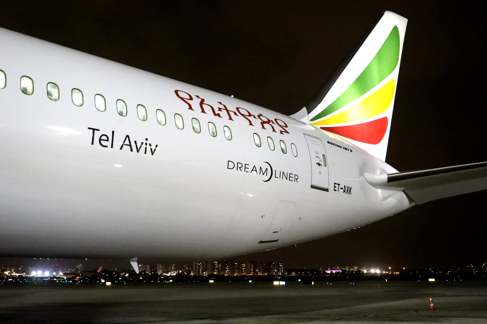אתיופיאן מחדשת טיסותיה לישראל
