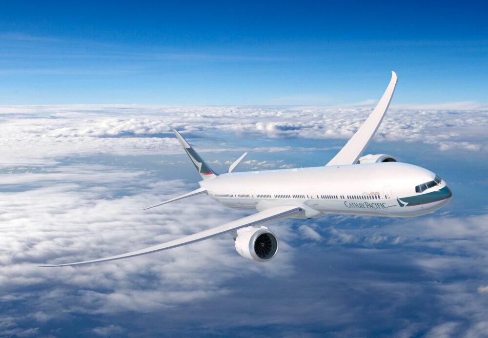קתאי מבטלת רכישות מטוסי 777