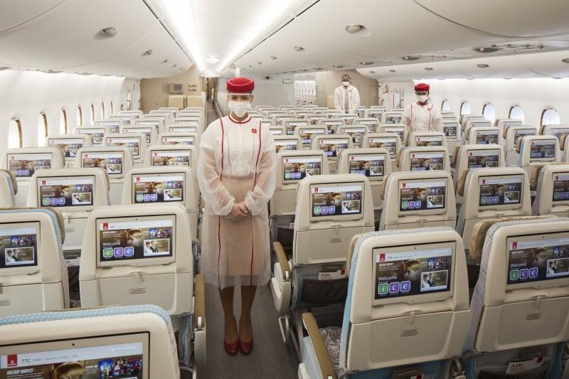 אמירייטס נבחרה 'חברת התעופה הטובה בעולם'