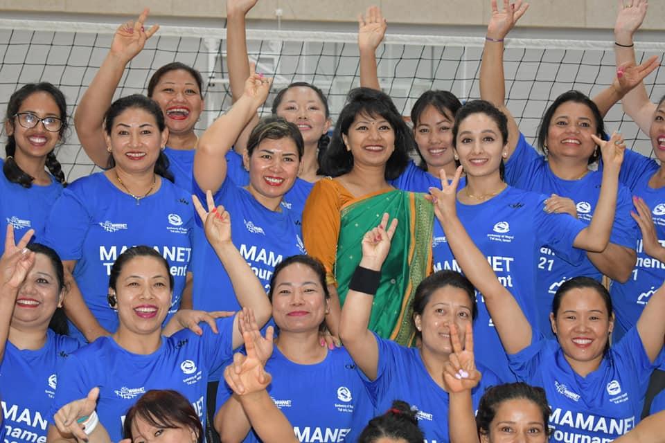 תחרות מאמאנט בין נבחרות ישראל ונפאל