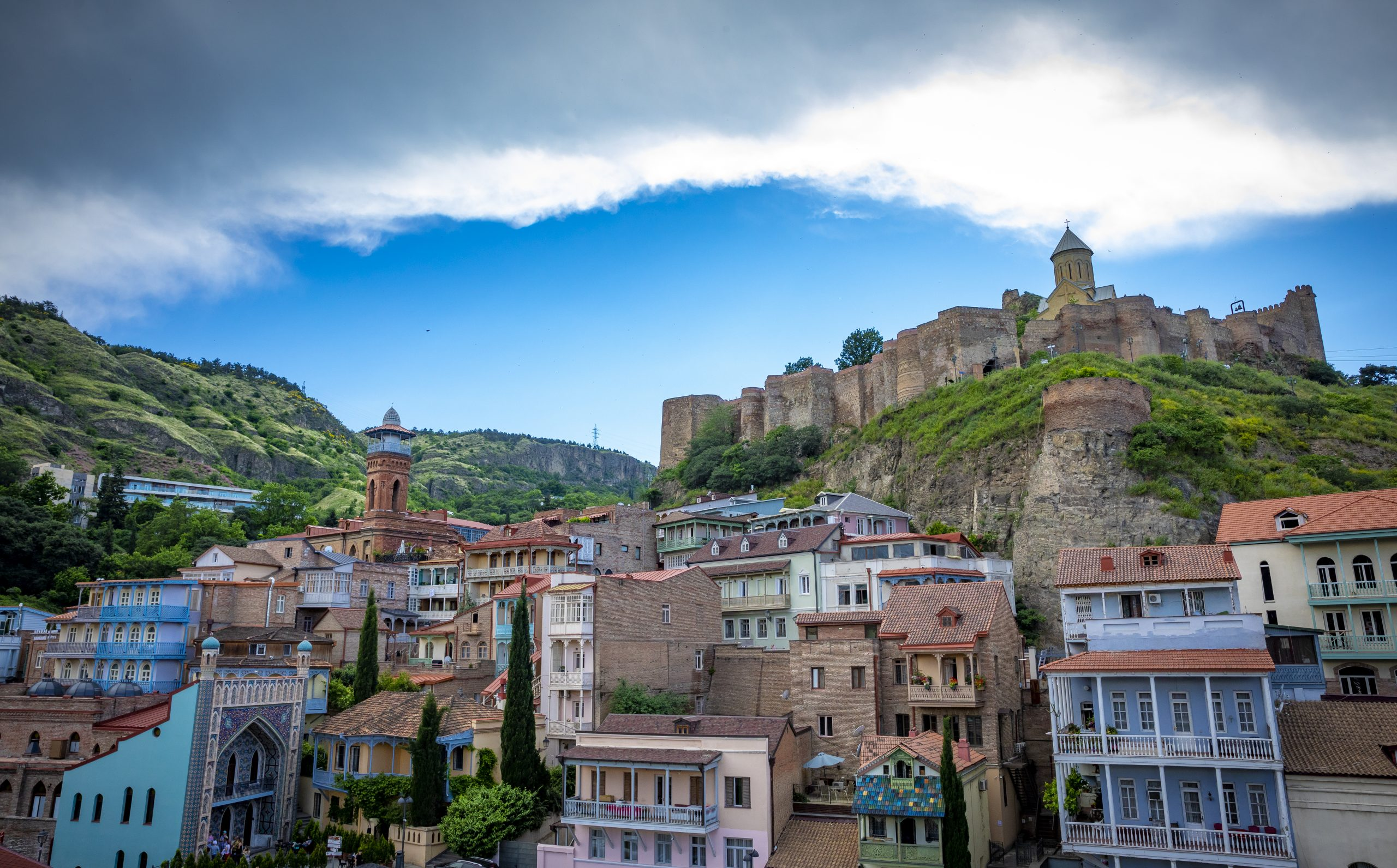 To be & see Tbilisi 50 tourist sites
