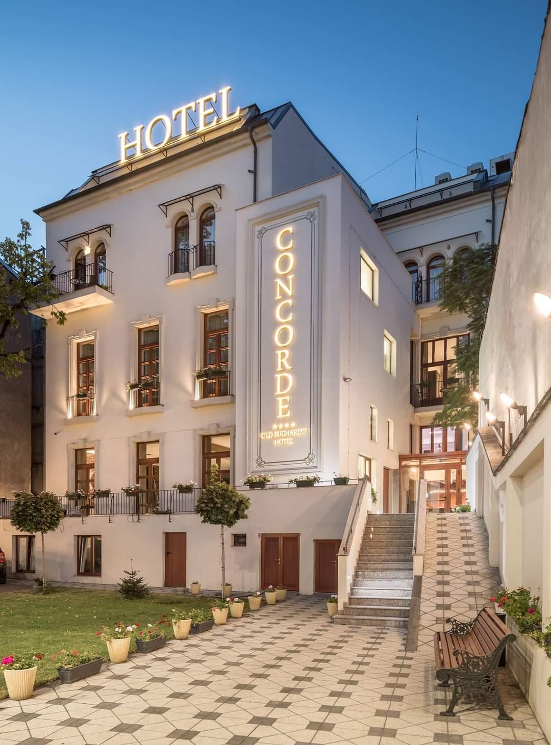 מלון חדש לדתיים בבוקרשט