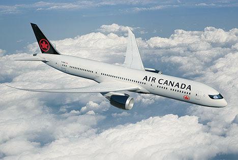 """אייר קנדה מוסיפה טיסות לארה""""ב ולישראל"""