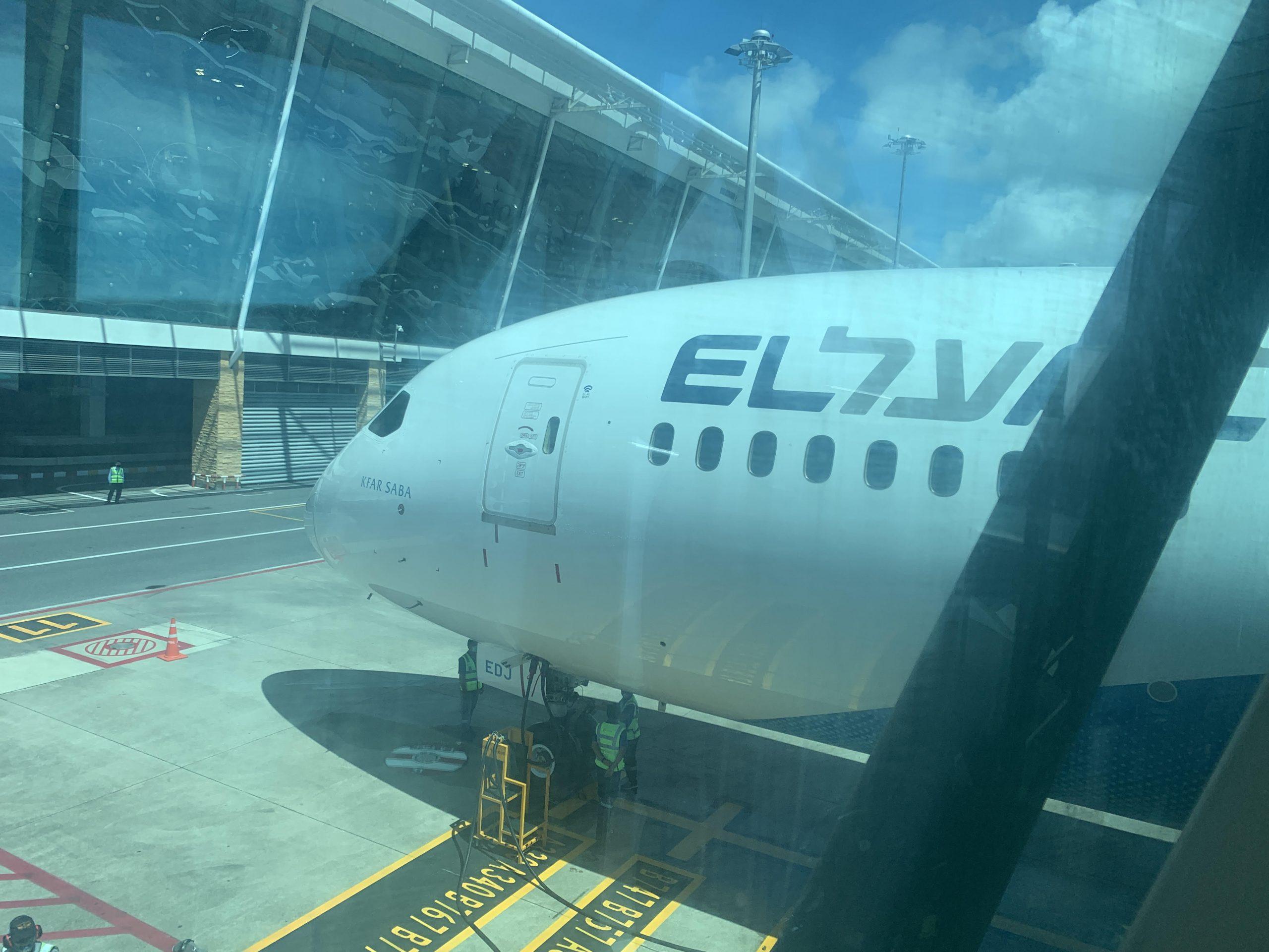 טיסת הבכורה של אל-על לפוקט מעוררת ענין רב בתאילנד