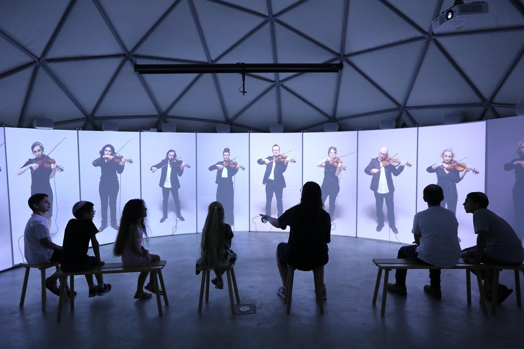 מוזיאון חדש לננו טכנולוגיה לילדים ונוער