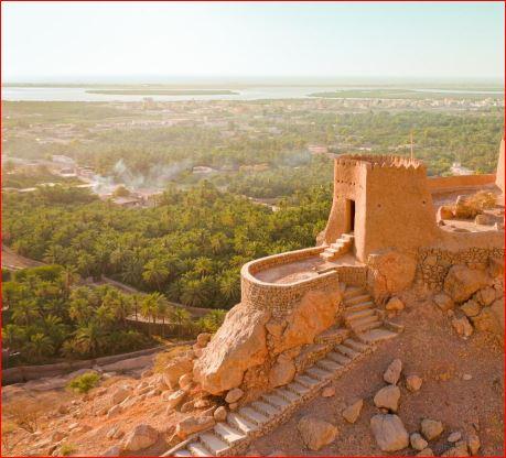 אמירות ראס-אל-חיימה פתחה לשכת תיירות בישראל