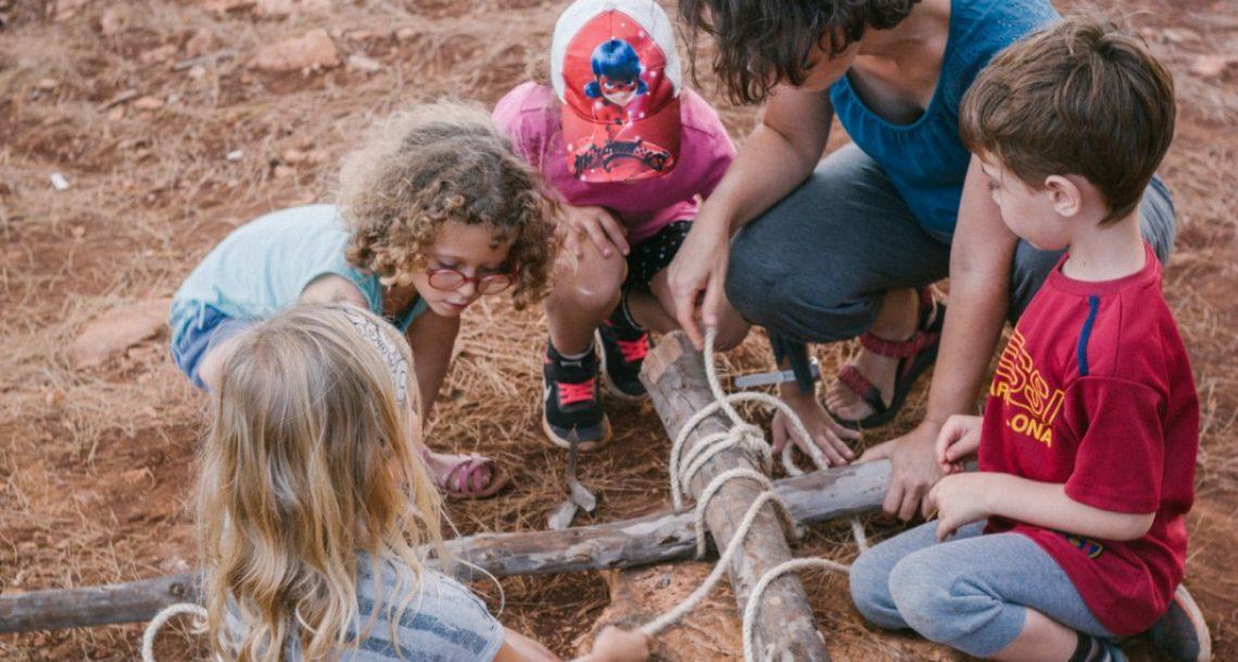 רעיונות לסגירת הקיץ בחאן מסביב למדורה