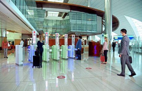 חידוש ביומטרי בנמל התעופה של דובאי