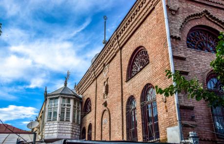 אתרים יהודיים באזרבייג'ן שחייבים לבקרם