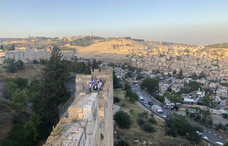 העיר העתיקה בירושלים נפתחת מחדש למבקרים
