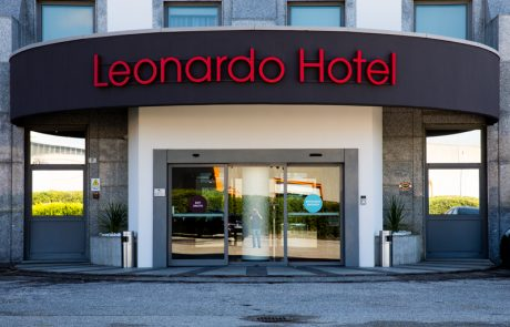 פתאל משיקה באיטליה מלון לאונרדו ורונה