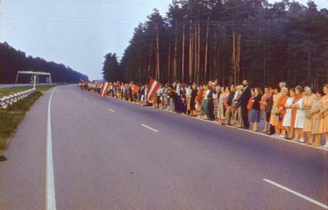 כנס גדול בלטביה לציון 30 שנה לBaltic Way