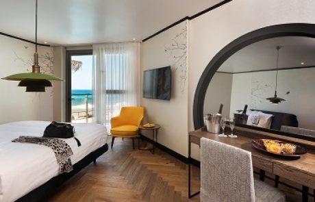 מלון בהרצליה שופץ בהשראה אסיאתי של פאנג שואי