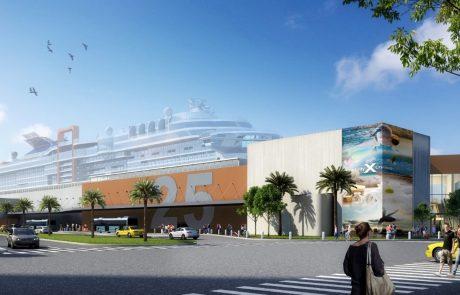 טרמינל חדש להפלגות נופש בפלורידה