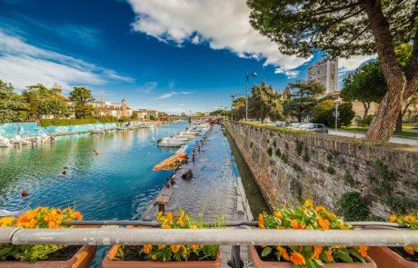 לראשונה טיסות ישירות לעיר רימיני בריביריה האיטלקית