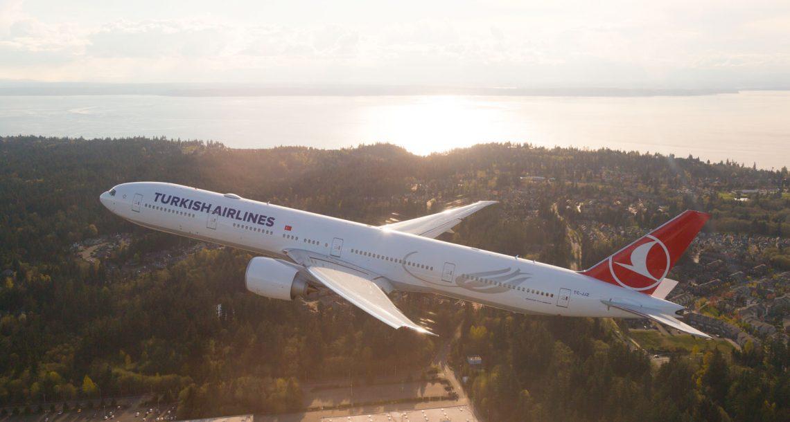 טורקיש יוצאת במבצע מדהים לטיסות לאמריקה