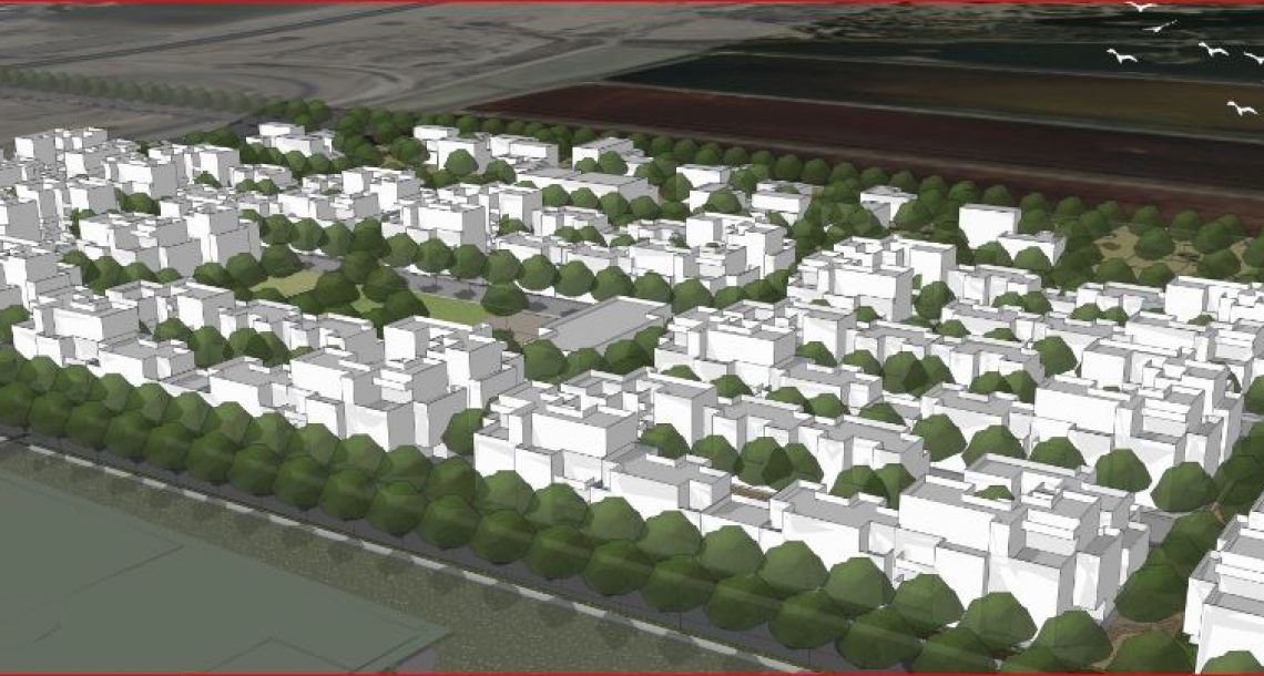באילת תיבנה שכונה חדשה עם שימושי תיירות