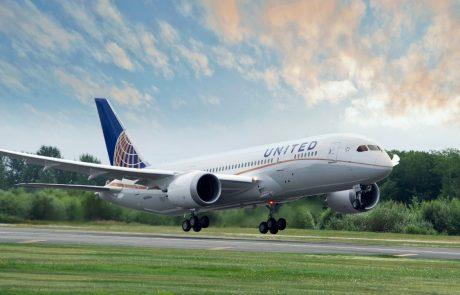 יונייטד ממשיכה לטוס לישראל כרגיל