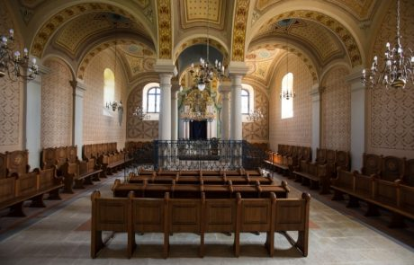 Footsteps of the ADMORIM RABBIS of Hungary