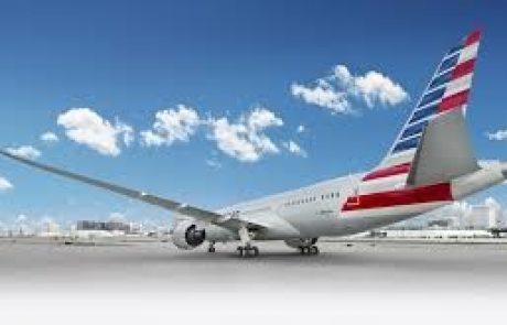 אמריקן איירליינס מחדשת קו טיסה לישראל
