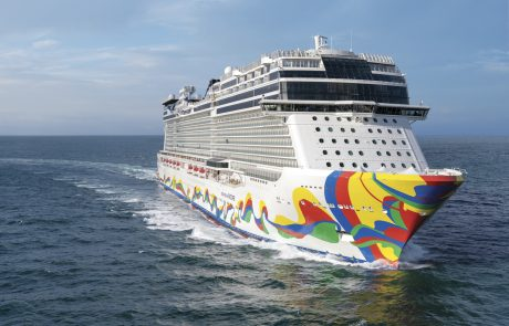 NCL's Encore maiden voyage
