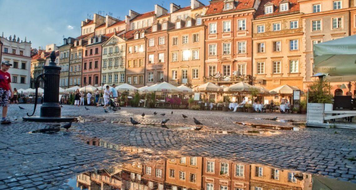 """לשכת התיירות של פולין: """"אל תבטלו, שנו !"""""""