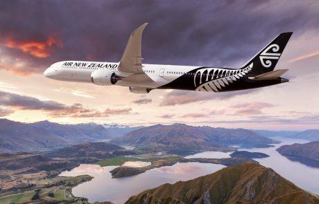 בואינג תספק 8 דרימליינר ארוכים לאייר ניו זילנד