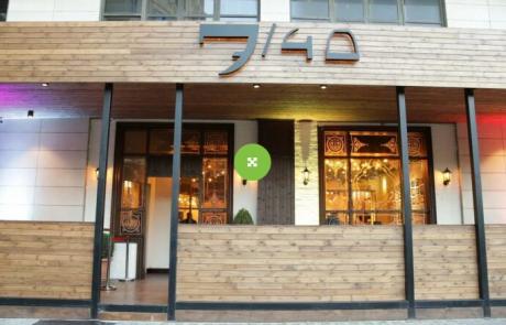 נפתחה מסעדה כשרה בבאקו
