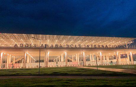 אתיופיאן חנכה טרמינל חדש בנמל הבית באדיס אבבה