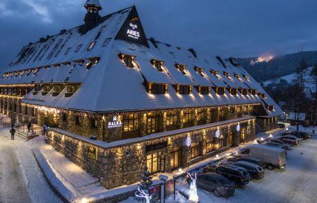 פולין מתחדשת במלונות באזורים פופולריים