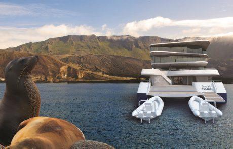 סלבריטי בונה אוניה להפלגה לגלפאגוס
