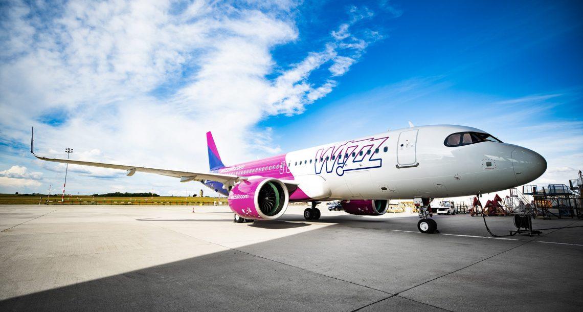 Wizz Air פותחת בסיס חדש בבריטניה