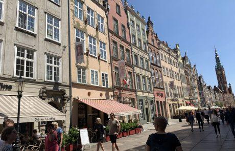 ורשה וגדנסק בין הערים הבטוחות ביותר באירופה בעונת הקורונה